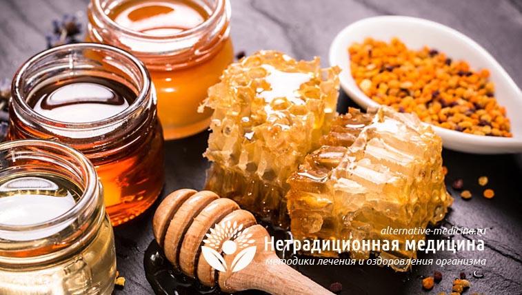 Мед в сотах - полезные свойства и рецепты применения