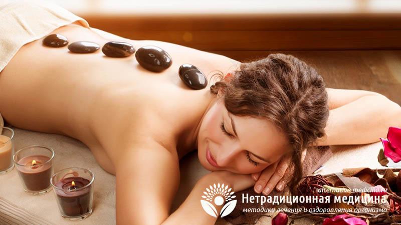 Стоунтерапия - методика лечения организма натуральными камнями