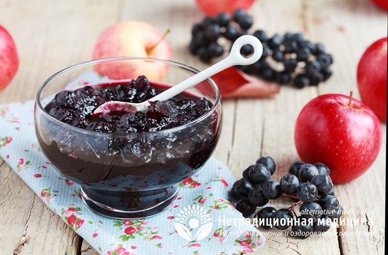 Как заготовить черноплодную рябину на зиму