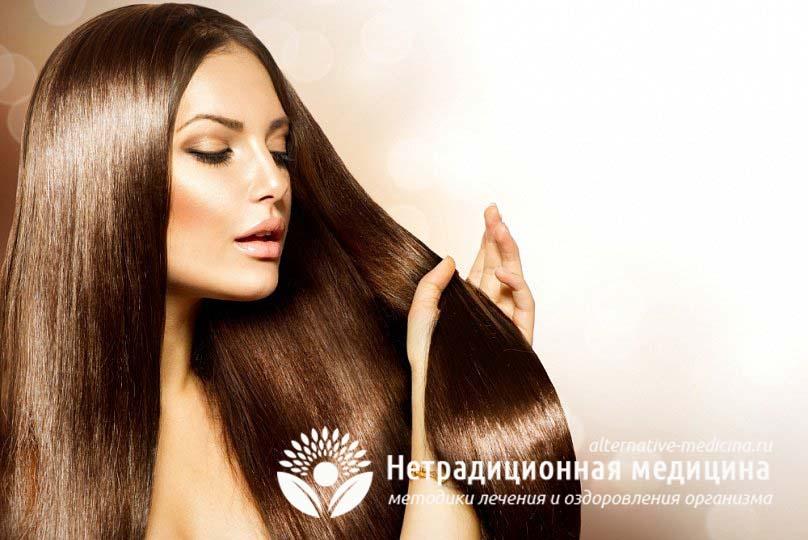 Коньяк для волос