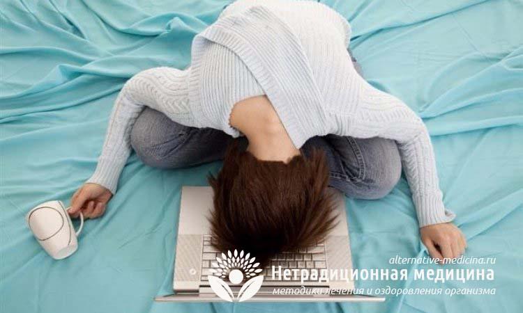 Семь основных психологических причины бессонницы