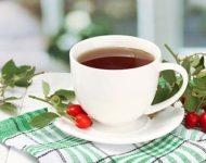 Миниатюра к статье Чай из шиповника - самые вкусные и полезные рецепты приготовления