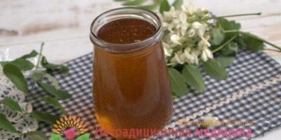 Миниатюра к статье Как приготовить мед из цветов акации своими руками?