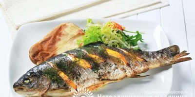 Миниатюра к статье Чем полезна рыба форель, как ее правильно выбрать и готовить
