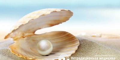 Миниатюра к статье Жемчуг — целебные свойства драгоценного камня из морской ракушки