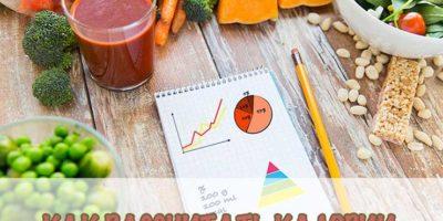 Миниатюра к статье Как рассчитать калории для похудения правильно?