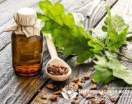 Миниатюра к статье Кора дуба для полости рта - полезные свойства и эффективные рецепты применения
