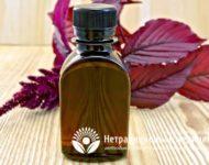 Миниатюра к статье Удивительное масло амаранта - лечебные свойства и способы применения