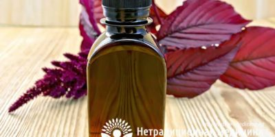 Миниатюра к статье Удивительное масло амаранта — лечебные свойства и способы применения