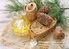 Миниатюра к статье Кедровое масло для лечения желудка — секреты эффективно применения