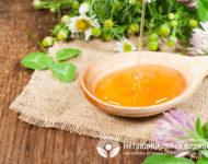 Миниатюра к статье Цветочный мед - полезные свойства и секреты применения в медицине
