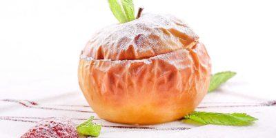 Миниатюра к статье Печеные яблоки — полезные свойства и секреты приготовления