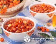Миниатюра к статье Как заготовить рябину красную на зиму - самые вкусные рецепты