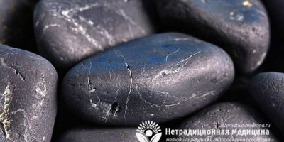 Миниатюра к статье Шунгит — уникальный оздоравливающий камень из водных глубин