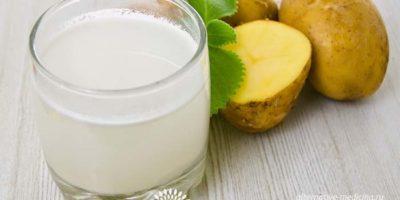 Миниатюра к статье Картофельный сок — полезные свойства и рецепты эффективного применения