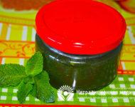Миниатюра к статье Вкусное и полезное варенье из мяты без варки - вкуснейший рецепт с фото