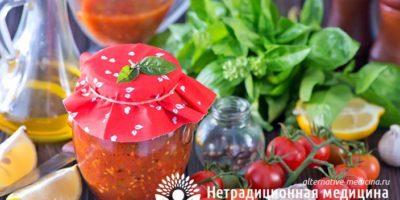 Миниатюра к статье Суповые заправки на зиму с зеленью и овощами — хорошие рецепты