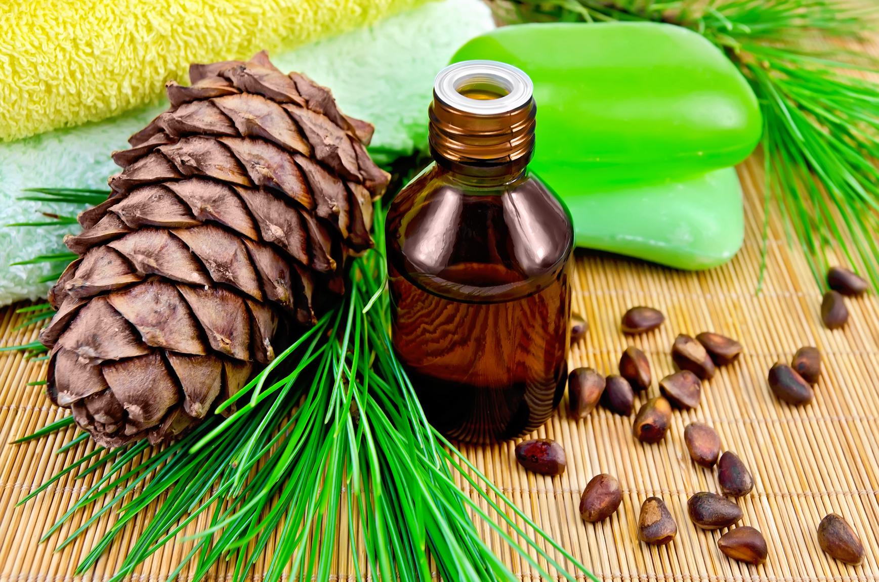 Кедровое масло для лечения желудка