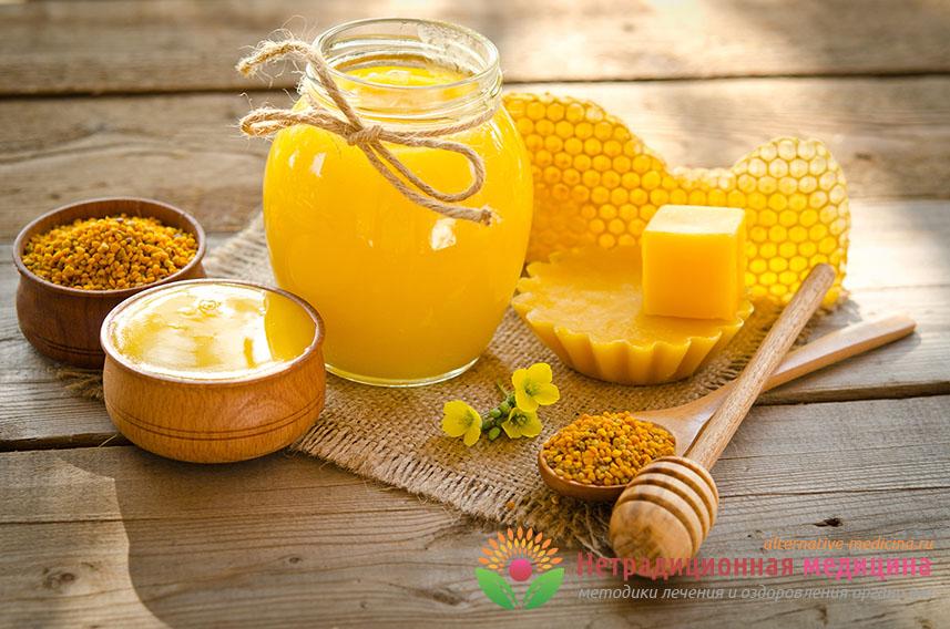 Мед от кашля