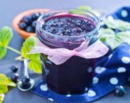 Миниатюра к статье Как заготовить черную смородину на зиму - вкусные и полезные рецепты