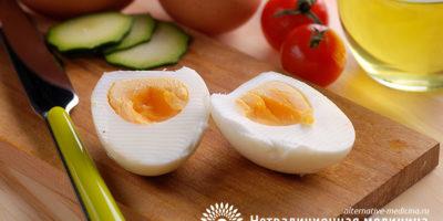 Миниатюра к статье Как похудеть на яйцах – правила и секреты яичной диеты