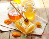 Миниатюра к статье Лепешка с медом - простое и эффективное средство от кашля