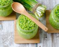 Миниатюра к статье Засолка зелени на зиму - секреты приготовления и вкусные рецепты
