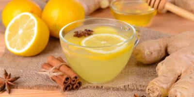 Миниатюра к статье Имбирный чай от кашля – как приготовить и применять правильно ?