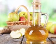 Миниатюра к статье Яблочный уксус - натуральное средство для красоты и блеска наших волос
