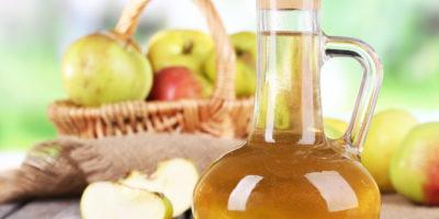 Миниатюра к статье Яблочный уксус – натуральное средство для красоты и блеска наших волос