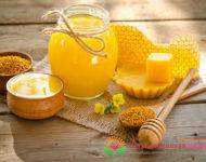 Миниатюра к статье Медовые лекарства  - как лечить кашель продуктами пчеловодства