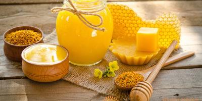 Миниатюра к статье Пчелиный прополис – полезные свойства и показания к применению