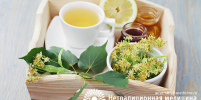Миниатюра к статье Липовый чай – полезные свойства и секреты приготовления