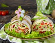 Миниатюра к статье Горячие вегетарианские блюда на новый год - вкусные рецепты