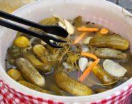 Миниатюра к статье Как квасить овощи на зиму - самые вкусные и полезные рецепты