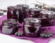 Миниатюра к статье Заготовки на зиму из черноплодной рябины - хорошие рецепты