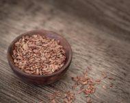 Миниатюра к статье Семена льна с кефиром для похудения - правила  эффективного применения