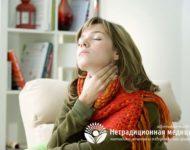Миниатюра к статье Почему першит в горле - основные причины возникновения этого симптома