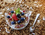 Миниатюра к статье Гранола - полезные свойства и секреты приготовления полезного завтрака