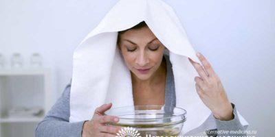 Миниатюра к статье Как делать правильно содовые ингаляции при кашле  – полезные советы