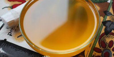 Миниатюра к статье Как сделать масло гхи в домашних условиях  – пошаговый рецепт приготовления
