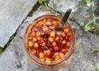 Миниатюра к статье Самые вкусные заготовки на зиму из облепихи – хорошие рецепты