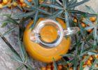 Миниатюра к статье Облепиховый сок – полезные свойства  вкусного ягодного напитка