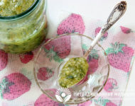 Миниатюра к статье Витаминная смесь с алоэ, медом, лимоном и коньяком - пошаговый рецепт с фото