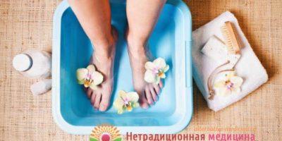 Миниатюра к статье Содовая ванночка для ног – секреты эффективного применения