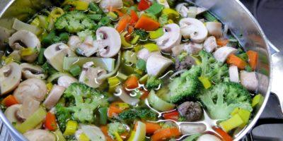 Миниатюра к статье Боннский суп для похудения – подробный рецепт и правила приготовления
