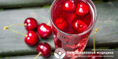 Миниатюра к статье Чем полезен вишневый сок для нашего здоровья – секреты напитка